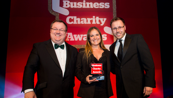 Business Charity Awards Investec
